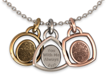 Create your own first impressions masterpiece first for Fingerprint jewelry by first impressions